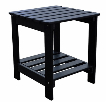 Square Adirondack Side Table