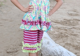 "A Little Posh Knit Stripe Sweet ""Sandbox"" Pants *FINAL SALE*-SOLD OUT!"