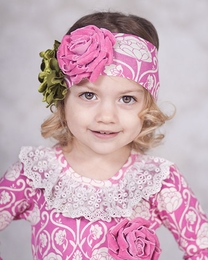 "Giggle Moon ""Glory Shines"" Soft Knit Headband"