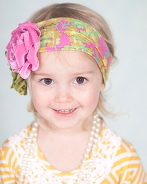 "Giggle Moon ""Glory Shines""Sweet Head Wrap"
