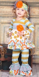 "Giggle Moon ""Treasured Possession"" Sassy Striped Swing Set<br>*PREORDER*"