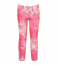 "Hannah Banana Pink ""Fuzzy Feelings"" Pretty Pink Jeggings *FINAL SALE*"