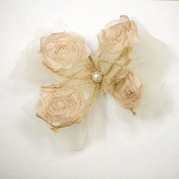 "Haute Baby ""Ivy Rose"" Gorgeous Headband"