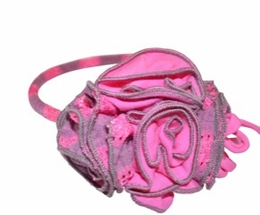 "Isobella & Chloe ""Castaway"" Hot Pink Headband SOLD OUT!"