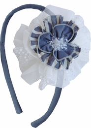 "Isobella & Chloe ""Snow Fairy"" Headband"