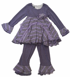 "Isobella & Chloe ""Sweet Lilac"" Two Piece Swing Set ""PREORDER"""