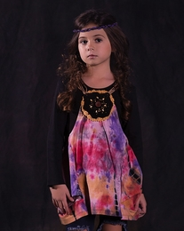 "Jak & Peppar Dazed Multi ""Jezabel"" Tunic"