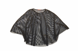 Kate Mack Black Fishnet Swim Coverup SOLD OUT!
