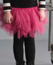 "Kate Mack ""Pop Couture"" Pink Soft Net Skirt ""PREORDER"""
