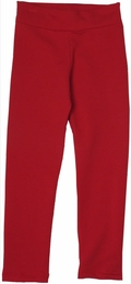 "Lemon Loves Lime Basic True Red ""Skinny"" Legging *FINAL SALE*"