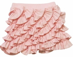 Lemon Loves Lime Creole Pink Ruffle Skort SOLD OUT!