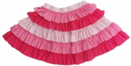 "Lemon Loves Lime Pink Multi ""Cake Cream"" Skirt<br>Sizes 5-10"