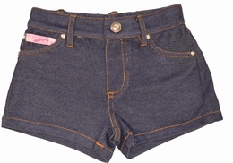 Lipstik Girls Amazing & Must Have Knit Denim Shorts