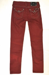 Miss Me Cabernet Skinny Jeans *FINAL SALE*