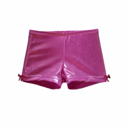 Monkey Bar Buddies Pink Shimmer Shorts