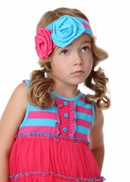 "One Posh Kid ""Ashli"" Headband *FINAL SALE*-SOLD OUT"
