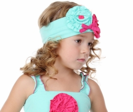 "One Posh Kid ""Savanna""  and ""Mason"" Headband<br>Size One Size-GOING FAST!"