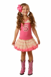 Ooh La La Couture Must Have Pink Birthday Dress<br>Sizes 2T - 14