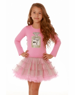 Ooh La La Couture Pink Lady Birthday Dress FLYING FAST!