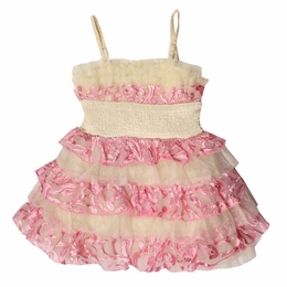 "Ooh La La Couture Pink Lady ""Cake"" Dress<br>Sizes 4 & 6X/7"