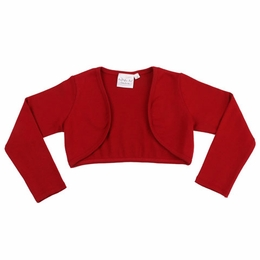Ooh La La Couture Red Bolero Jacket
