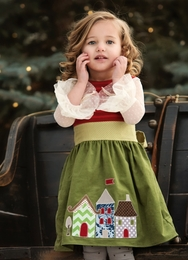 "Persnickety Gorgeous Picture Perfect Holiday ""Ginger Dress""<br>Sold Out!"