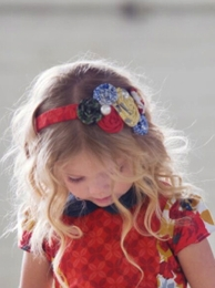 "Persnickety ""Penny Lane"" Tabitha Multi Headband"
