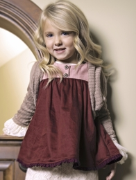 "Persnickety ""Pretty in Pink"" Precious Red Avery Top *FINAL SALE*"