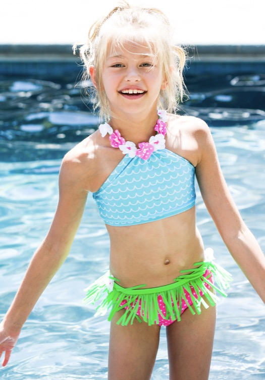 Two Piece Swimsuits For Girls Toddlers Amp Babies
