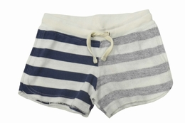 Vintage Havana Must Have Reversible Stripe Shorts