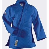 DANRHO ULTIMATE GOLD IJF JUDO GI IN BLUE
