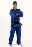 Ronin brand Blue double weave judo uniform