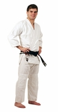 Ronin Brand single weave bleach white judo uniform