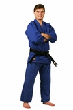 Ronin Brand single weave blue judo uniform