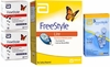 Abbott FreeStyle Lite Meter 100 Test Strips 100 Lancets