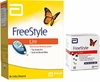Abbott FreeStyle Lite Meter + 50 Test Strips