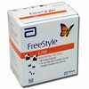 Abbott FreeStyle Lite Test Strips 50Ct Nfrs 1yr+ Exp