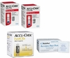 Accu-Chek Aviva Plus 100 Test Strips + 102 Lancets + 100 Alcohol Pads