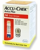 Accu-Chek Aviva Plus Test Strips 50Ct 1yr+ Exp