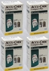 Accu-Chek Compact Plus Test Strips 204Ct. Nfrs