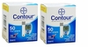 Bayer Contour Glucose Test Strips 100Ct.