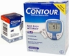 Bayer Contour Meter Kit and 50 Test Strips