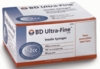 BD Syringes Ultra-Fine 30g; 1/2cc; 90ct; 12.7mm (1/2 in)