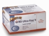 BD Syringes Ultra-Fine 31g; 1cc; Box of 90; 8mm (5/16 in)