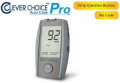 Clever Choice Pro Auto-Code Glucose Meter Kit