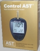 Control AST Blood Glucose Meter Kit