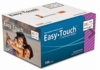 "Easy Touch 28g; 1/2cc; 100ct; (1/2"" in) Syringes"