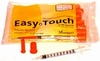 "10ct Easy Touch 31g; 1cc; 8mm (5/16"" in) Syringes"