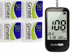 Free GMate Voice Meter w/ 200 test strips