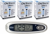 Free OneTouch Mini Meter w/150 Test Strips